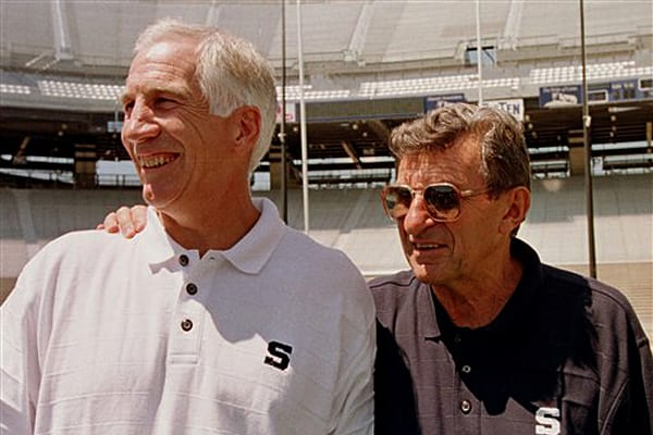 Sandusky Laughs Off Witness Testimony, Implies Paterno Didn't Believe He Was A Pedophile