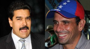 Venezuela's Capriles demands recount of votes – Opposition leader refuses to recognise election victory of Nicolas Maduro