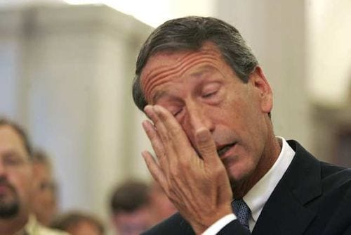 Mark Sanford Wins Primary