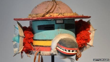Paris Court Approves Auction Of Native American Tribal Masks