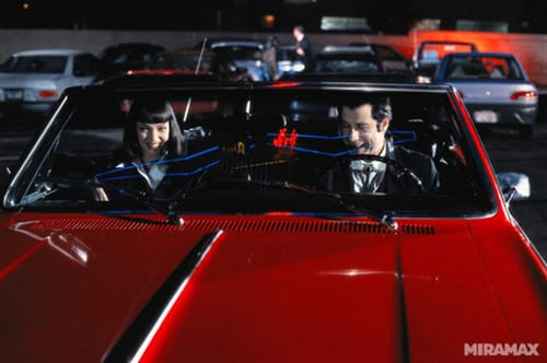 Tarantino's Pulp Fiction Chevy Recovered After 1994 Theft