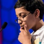 Arvind Mahankali, 13, wins National Spelling Bee