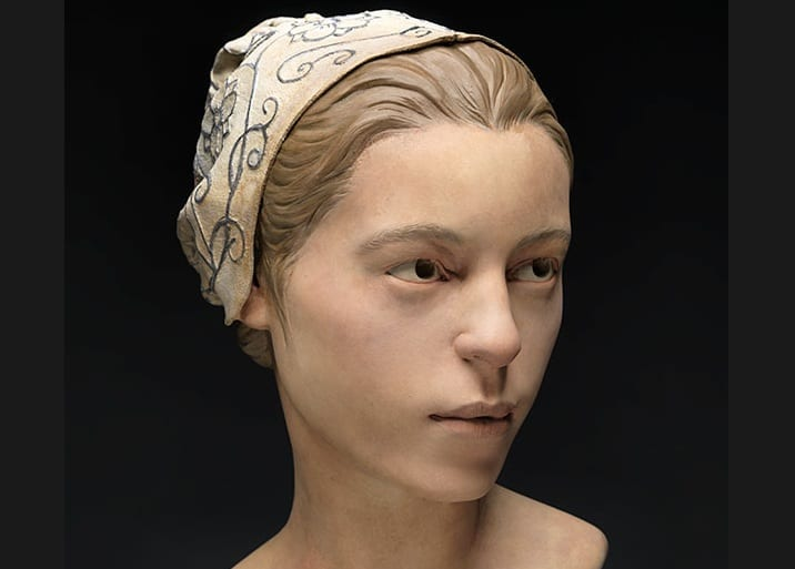 Jamestown Settlers Ate a Child