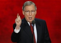 McConnell Predicts Obamacare Will Dominate 2014 Midterms