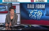 Rachel Maddow People Have Reasonable Fear That Govt Will Use IRS To Go After Political Enemies