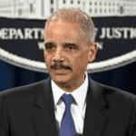 HOLDER DOJ