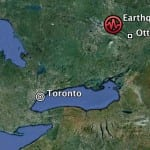 Toronto and Ottawa shaken, offices evacuated as two earthquakes hit Ontario and Quebec