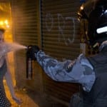 Protesters clash with police across Brazil as civil unrest roils across country