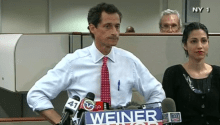 Anthony Weiner 'Cubicle Guy' A Viral Hit