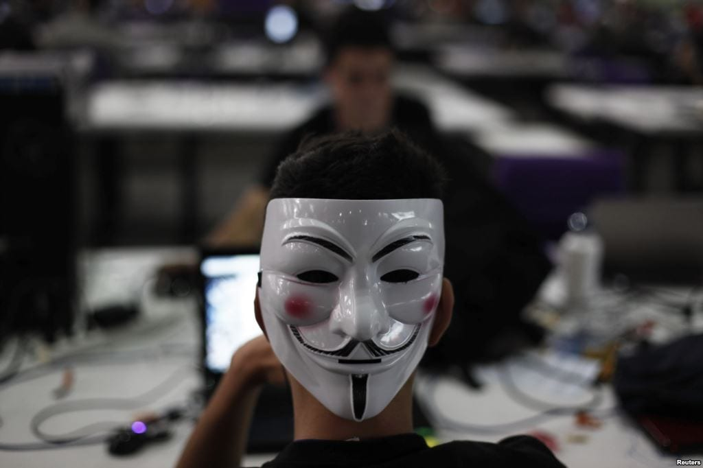 12-year-old admits to hacking major government websites for Anonymous in exchange for computer games