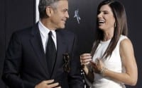 Clooney And Bullock Bring 'Gravity' to NYC