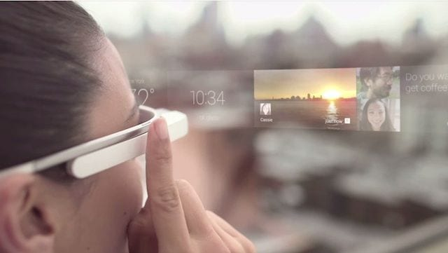 Driving With Google Glass Can Get You A Ticket