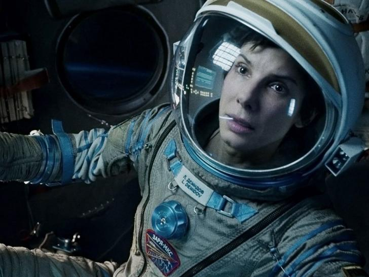 Gravity: Stunning sci-fi creates the greatest villain of 2013 as Bullock faces off against universal foe