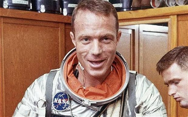 Mercury Astronaut Scott Carpenter Dies At Age 88