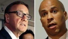 Poll- Booker Maintains Lead Over Lonegan Ahead Of Wednesday Special Election