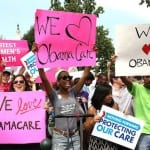 Poll: Minority Of Voters Wants To Repeal Obamacare