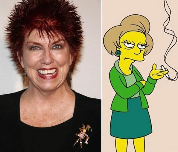 Simpsons Star Marcia Wallace Dies At 70