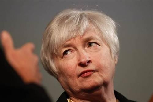 Janet Yellen To Be Nominated To Head Federal Reserve