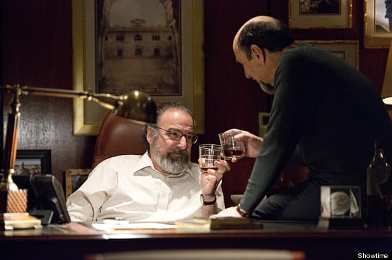 Cheers To You, Saul: 'Homeland' Recap, Season 3, Episode 7: Mission Accomplished