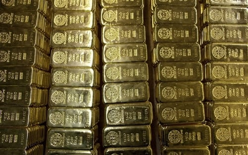 Gold bars worth $1.1 million found hidden in plane lavatory in India