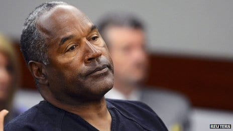 O.J. Simpson denied new trial in 2007 robbery case