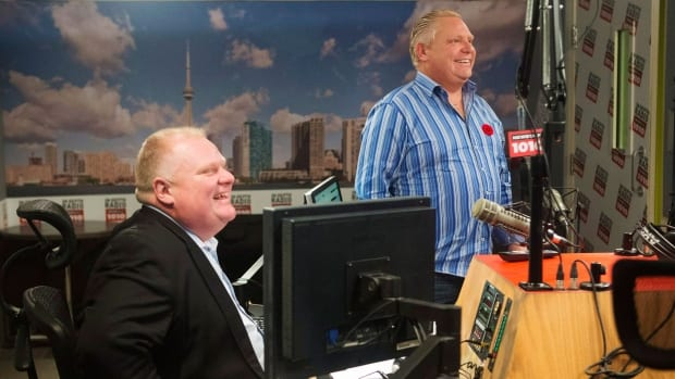 Rob Ford & Brother's Show
