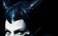 Angelina Jolie's 'Maleficent' Poster Has Horns