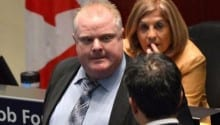 Ford apologizes for lewd comments; is using 'health-care professionals'