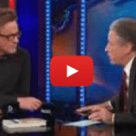 Jon Stewart Talks Tea Party with Joe Scarborough