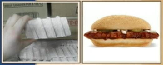 McRib!  When You Eat McDonalds, You're Actually Eating Garbage Parts