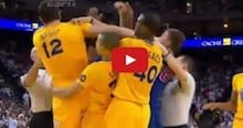 Blake Griffin ejected after dust up with Andrew Bogut (VIDEO)