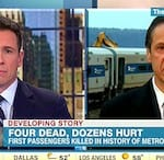 CNN's Chris Cuomo Interviews Governor Andrew Cuomo on New York Train Derailment