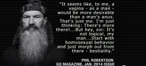 Colbert On Phil Robertson's Duck Dynasty Suspension