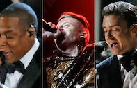 Complete List Grammy Nominaitons 2014