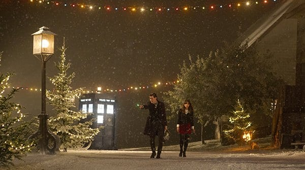 Doctor Who the Time of the Doctor Review- Goodbye, Raggedy Man
