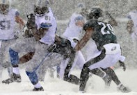 football, NFL, sports, Philadelphia Eagles, Detroit Lions, blizzard