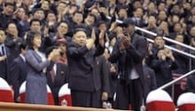 Former NBA star Rodman arrives in North Korea
