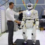NASA scientists build robotic woman — 'Valkyrie' — to accompany astronauts in space