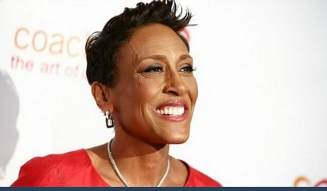 Good Morning America Host Robin Roberts Comes Out Of The Closet