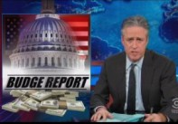 Stewart Praises Budget Deal- Hallelujah! A Break From All the 'Congressional F*ckery!'