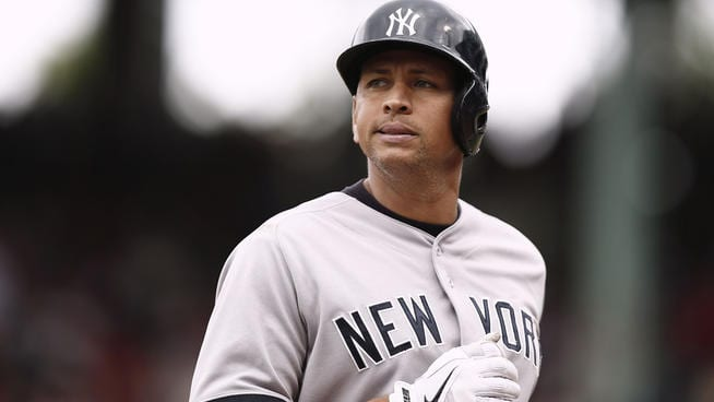 Alex Rodriguez suspended for entire 2014 season