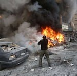 Deadly car bomb rocks Beirut
