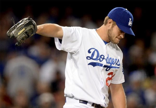 Dodger Kershaw First $200M Pitcher