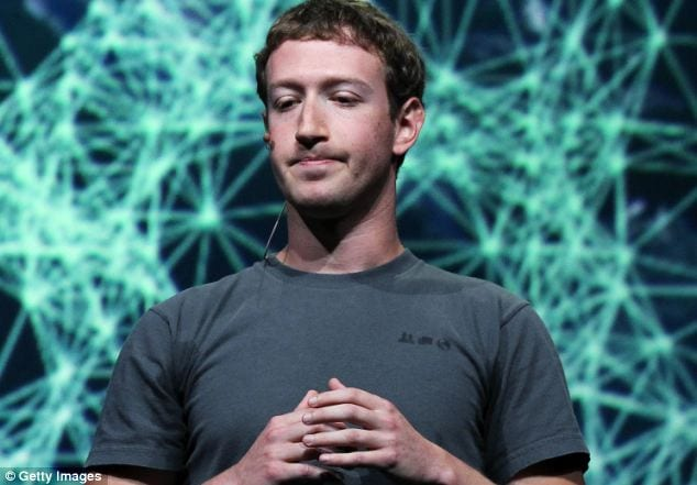Facebook 'Could Lose 80% Of Users By 2017'