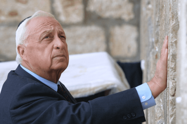 Israel Ex-PM Ariel Sharon in Critical Condition