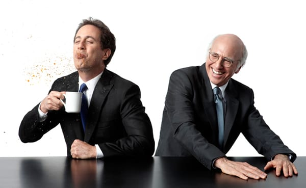 Jerry Seinfeld And Larry David Collaborating In New Project