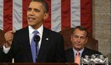 John Boehner Is Not Amused By Obama's State Of The Union Speech (VIDEO)