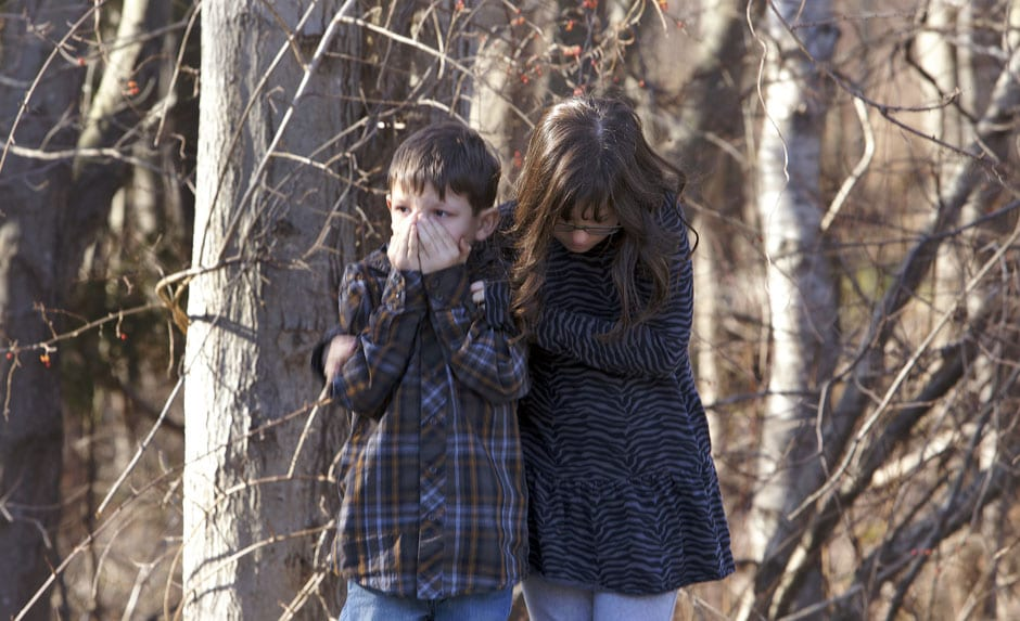 LISTEN: Newtown Gunman Reportedly Called Radio Show About Mass Shootings