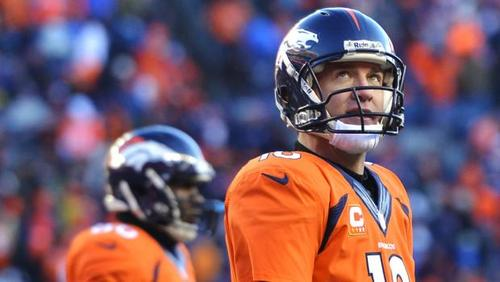 Peyton Manning leads Broncos past Chargers 24-17