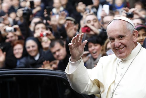 Pope to travel to Holy Land May 24-26
